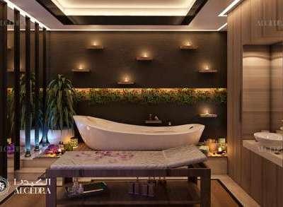 Spa beauty centre designs