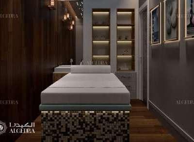 Luxurious spa designs