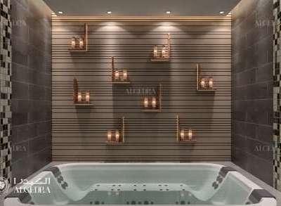 Elegant spa designs