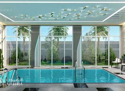 Hospitality spa interior design