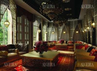 Villas Majlis Design
