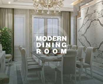 Modern dining rooms for modern homes