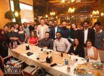Algedra Official Iftar Dinner - 2017