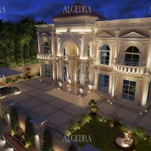 Exterior Design for Palaces