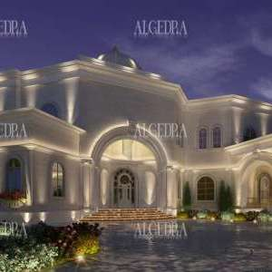 Luxury Palace Design