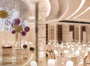 Party hall design