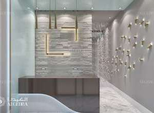 Resort spa design