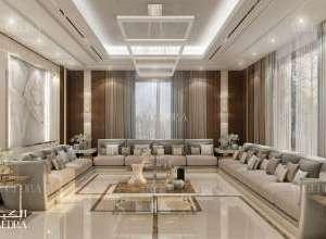 Palace majlis interior design