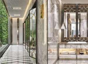 Palace special interior design