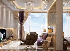 Palace bedroom interior design