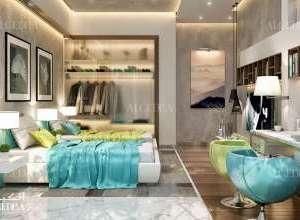 Palace twin bedroom interior design