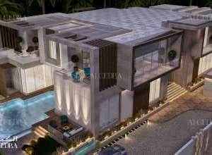 Palace Architectural Design Project Dubai