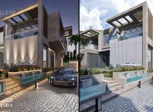 Palace Architectural Design Project UAE