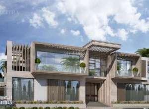 Elegant Palace Architectural Design Project