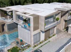 Luxurious Palace Architectural Design Project