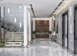 Villa Entrance Design