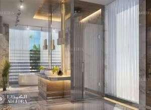 luxury villas interior design Dubai