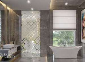 Villa Bathroom Design