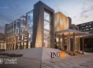 Bank Architectural Unit Designs