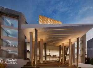 Bank Architect Design Dubai