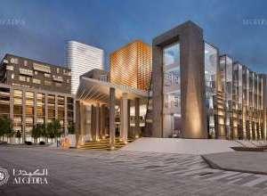 Bank Architect Design