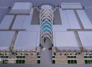 Malls Architect Design - Aerial View