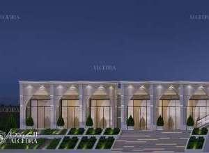 Malls Architect Design half