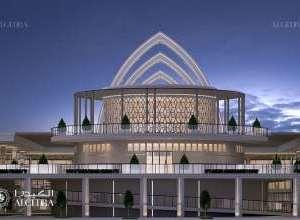 Malls Architect Designs