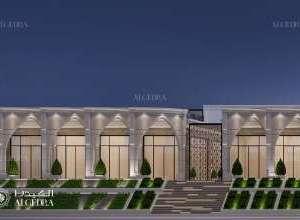 Malls Architect Design View