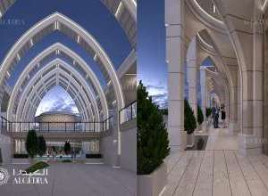 Malls Architectural and Interior Design