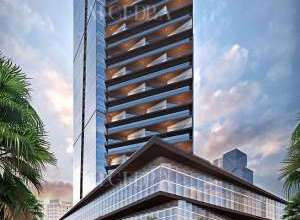 Business Tower Design Project