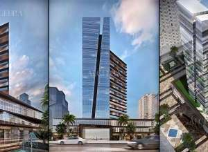 Business Tower Design Architecture
