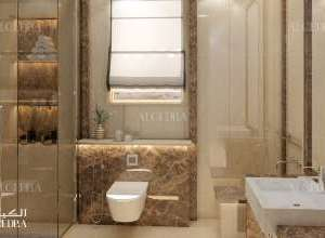 Villa Bathroom Interior Design 2