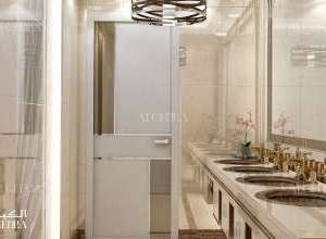 Villa Bathroom Interior Design