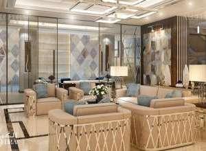 Villa Sitting Design