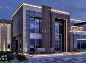 Villa Architecture Dubai