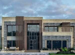 Contemporary Villa Architecture Design