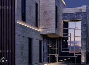 Contemporary Villa Architecture