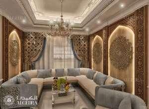 Classic Interior Majlis