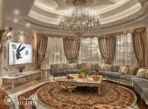 Classic Interior Majlis Design