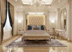 Classic Interior Design Bedroom Design Project