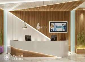 Clinic Interior Design Dubai