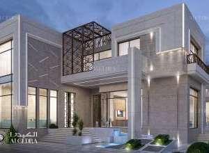 Deluxe Villa Architecture