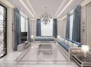 Deluxe Villa Majlis Interior