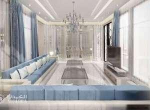Deluxe Villa Majlis Design