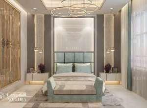Deluxe Villa Interior Bedroom