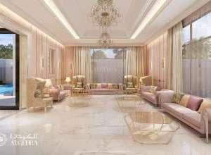 Deluxe Villa Women Majlis Design