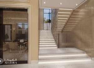 Deluxe Villa Stairs Design