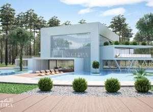 Floating Villas Design