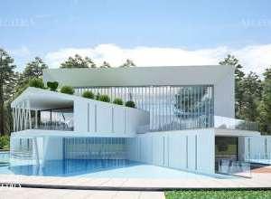 Floating Villas Architecture